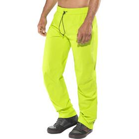 Protective Seattle Spodnie przeciwdeszczowe Mężczyźni, żółty/zielony